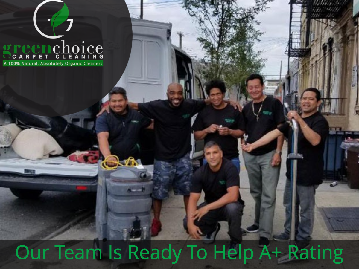 icensed carpet cleaning technician IN NYC