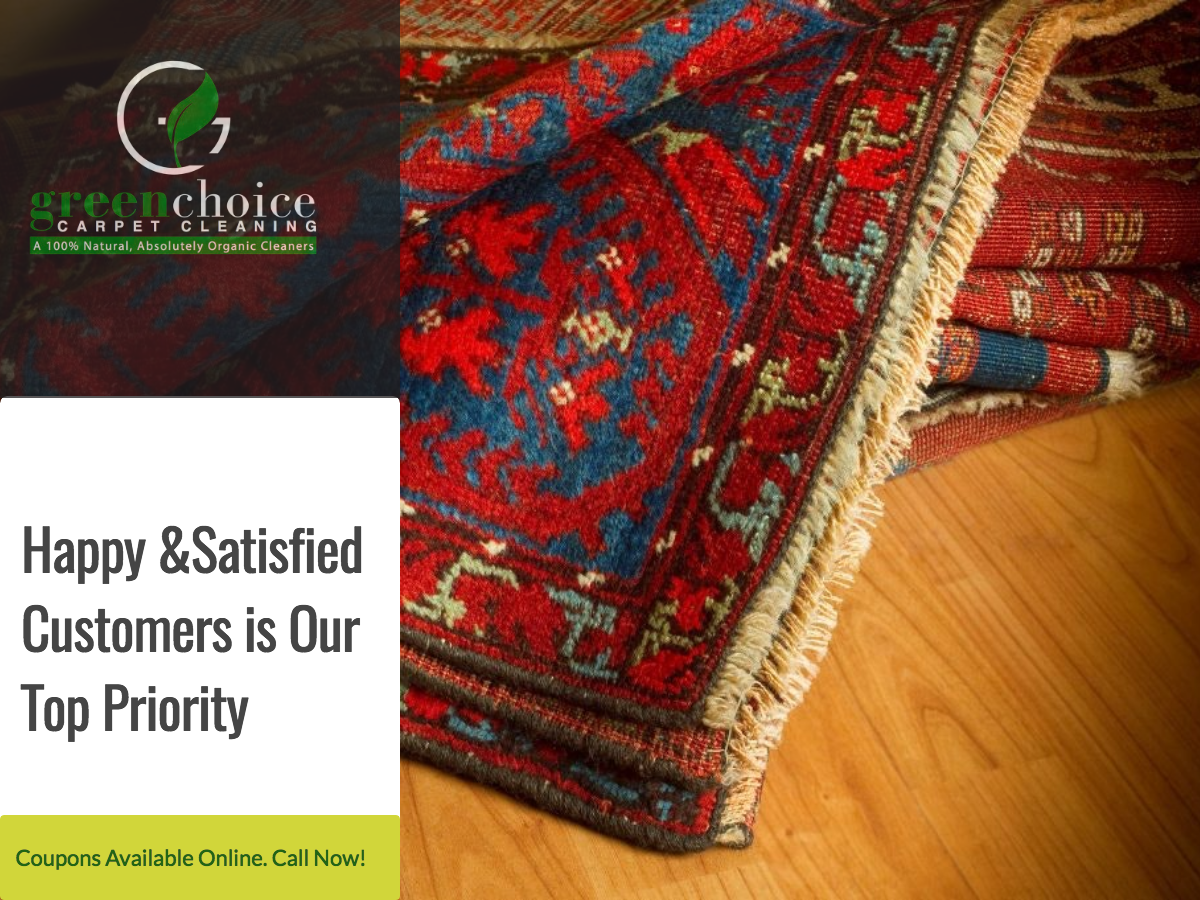 GREEN rug cleaning NYC